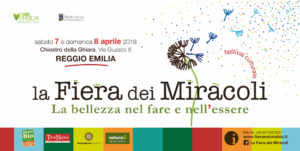 La Feria dei MIRACOLI – La  Bellezza nel fare e nell'essere