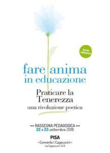 FARE ANIMA in EDUCAZIONE – Pisa 22-23 Settembre 2018