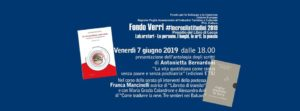 Fondo Verri #incrocilatitudini 2019