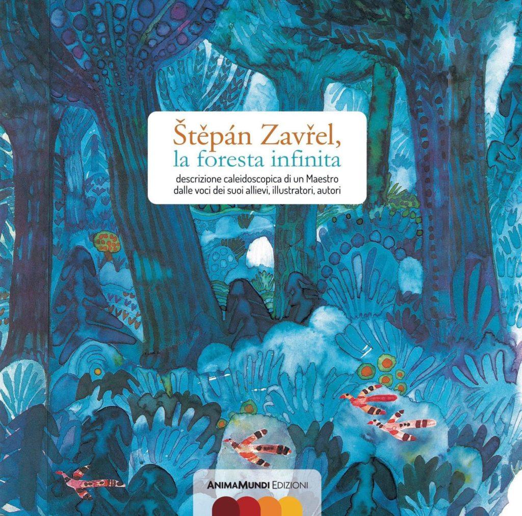 E' uscito il libro dedicato al maestro illustratore ŠTĚPÁN ZAVŘEL.